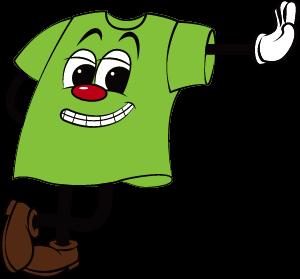 アップルグリーンカラーマスコット