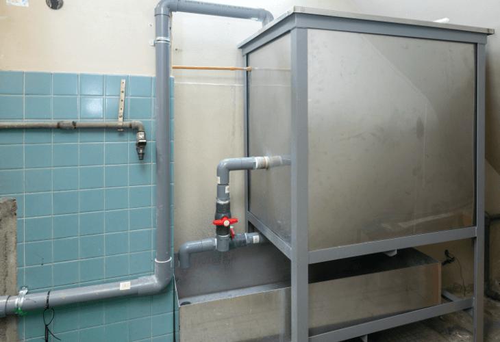 洗浄排水について